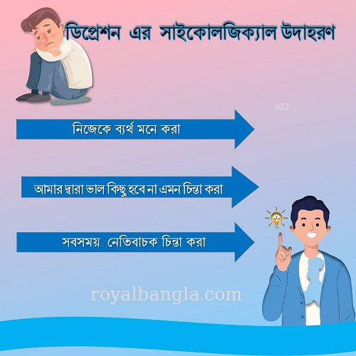 depression in Bangla