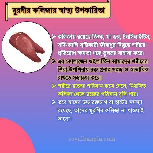 Health Benefits of liver